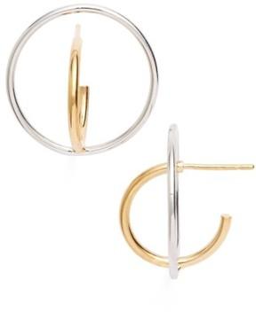 Charlotte Chesnais Women's 'Small Saturne' Earrings