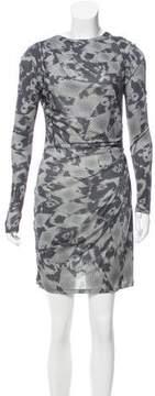 Matthew Williamson Printed Bodycon Dress