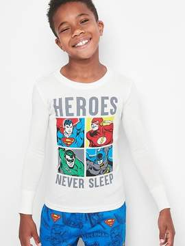 Gap GapKids   DC Justice League sleep tee