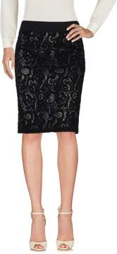 Daniele Alessandrini Knee length skirts