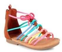 Carter's Little Girl's & Girl's Heidi Strappy Sandals