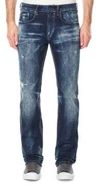 Buffalo David Bitton Six Distressed Jeans