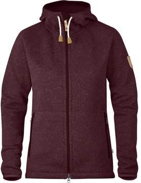 Fjallraven Ovik Fleece Hooded Jacket