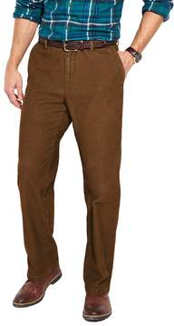 Croft & Barrow Men's Flat-Front Corduroy Pants
