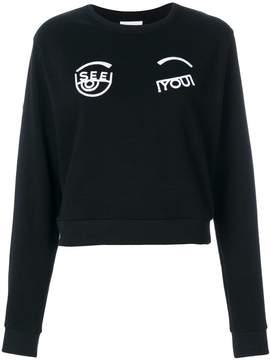 Chiara Ferragni See You sweatshirt