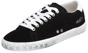 Ash Dazed Bis Suede Lace-Up Sneakers