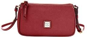Dooney & Bourke Saffiano Lexi Crossbody Shoulder Bag - BORDEAUX - STYLE
