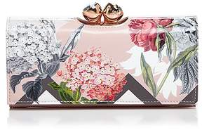 Ted Baker Bret Palace Gardens Bobble Matinee Wallet