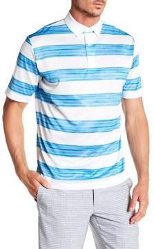 Callaway GOLF Space Dye Stripe Polo