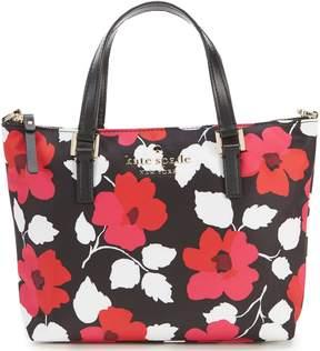 Kate Spade Watson Lane Floral Lucie Cross-Body Bag