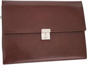 Royce Leather Aristo Padfolio File Organizer 750-AR