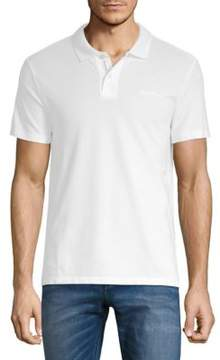 Calvin Klein Jeans Short-Sleeve Cotton Polo