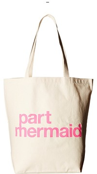 Dogeared - Part Mermaid Tote Tote Handbags