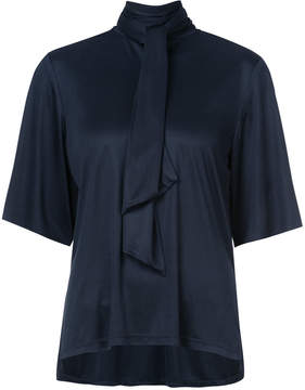 ADAM by Adam Lippes scarf blouse