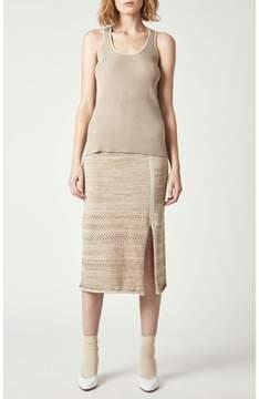 Dagmar | Salla Skirt | L | Brown