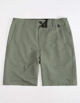 Lost Master Mens Hybrid Shorts