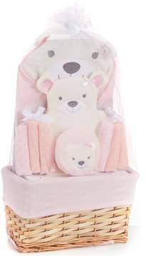 Starting Out Baby Girls Bear Bath Gift Set