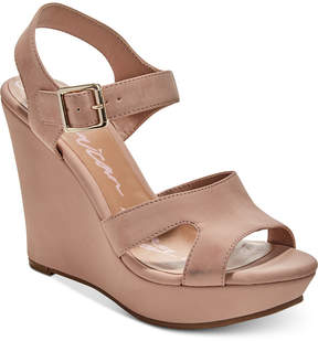 American Rag Rochelle Platform Wedge Sandals, Created for Macy's Women's Shoes
