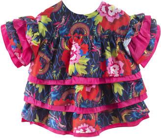Kenzo Flower Girl Dress