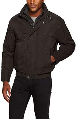 Co Weatherproof Garment Men's Bomber Jacket with Bib Insert