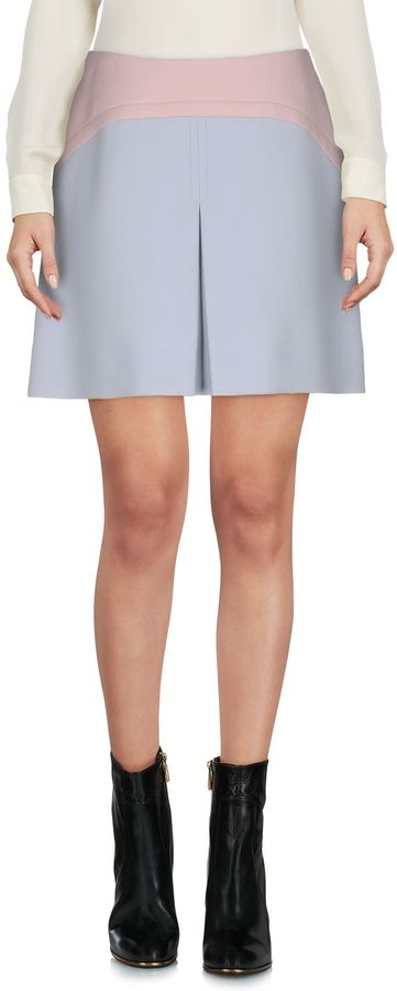 Miu Miu MIU MIU Mini skirts