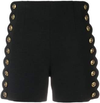 Chloé buttoned high waist shorts