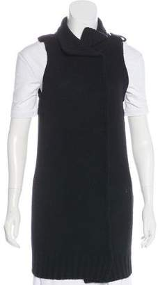 Robert Rodriguez Sleeveless Wool Vest
