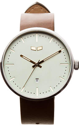 "Vestal Italian Leather Watch ""Roosevelt"""