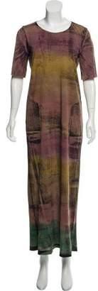 Raquel Allegra Casual Maxi Dress