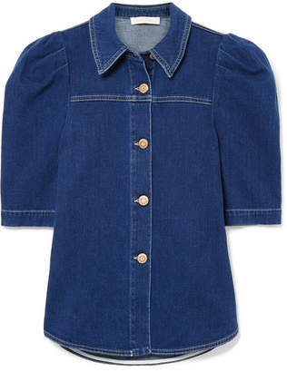 See by Chloe Denim Shirt - Mid denim