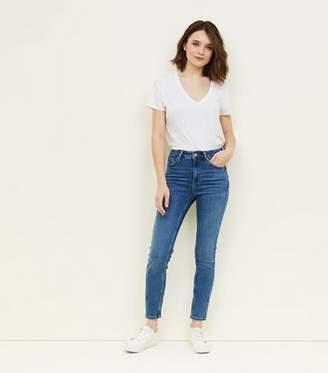New Look Blue Super Skinny 'Lift & Shape' Jeans