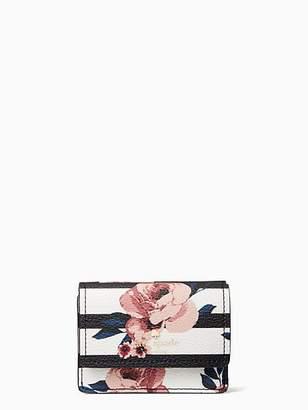 Kate Spade Hyde lane rose stripe kay