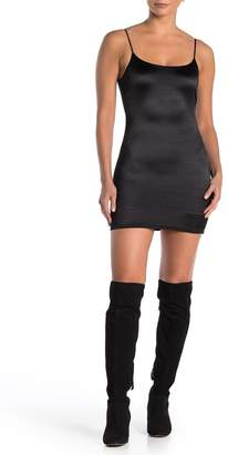 SEE THE SHADES Scoop Neck Bodycon Dress