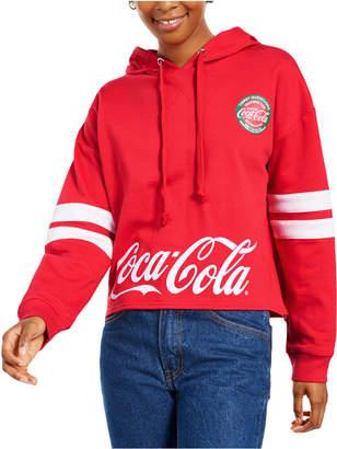 Freeze 24-7 Juniors' Coca-Cola Hoodie