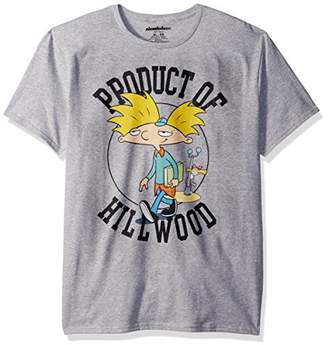 Nickelodeon Men's 90s TV Short Sleeve Graphic T-Shirt