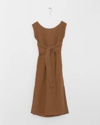 Ozma Copper La Piedra Dress