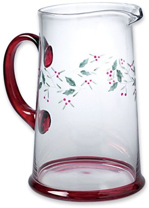 Pfaltzgraff Winterberry Pitcher