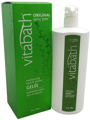 Vitabath 32Oz Original Spring Green Moisturizing Bath & Shower Gelee
