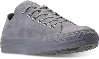Converse Chuck Taylor Plush Suede Ox Casual Sneakers from Finish Line