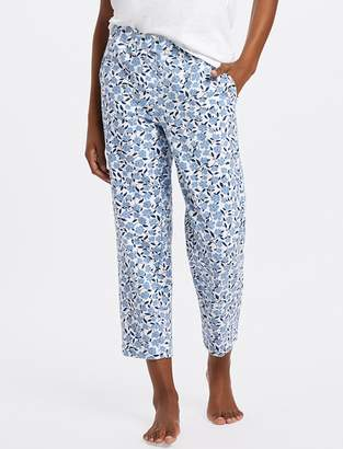 Draper James Floral Pull On Lounge Pant
