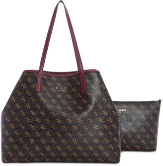 GUESS Vikky Signature 2-in-1 Tote