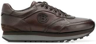 Baldinini embossed logo sneakers