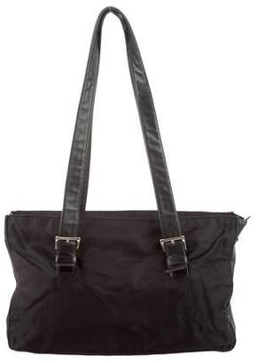 Prada Nylon Shoulder Bags - ShopStyle c0c9bf330a14c