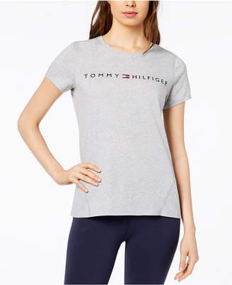Tommy Hilfiger Crew-Neck Graphic T-Shirt