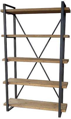 One Kings Lane Lex 5-Level Shelf - Natural