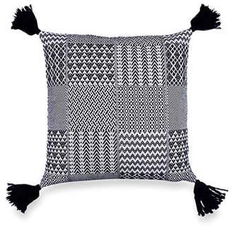 Santorini Casa Amarosa Accent Pillow, Black