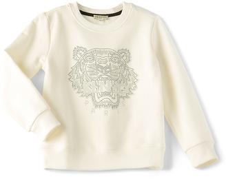 KENZO Kids Tiger Sweatshirt $134 thestylecure.com