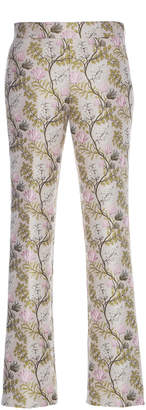 Giambattista Valli Floral Printed Pants