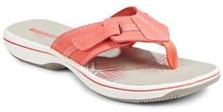 Clarks Brinkley Bree Flip Flops