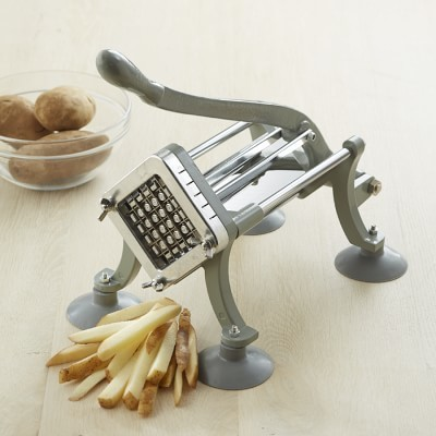 Williams Sonoma Weston French Fry Cutter & Blades